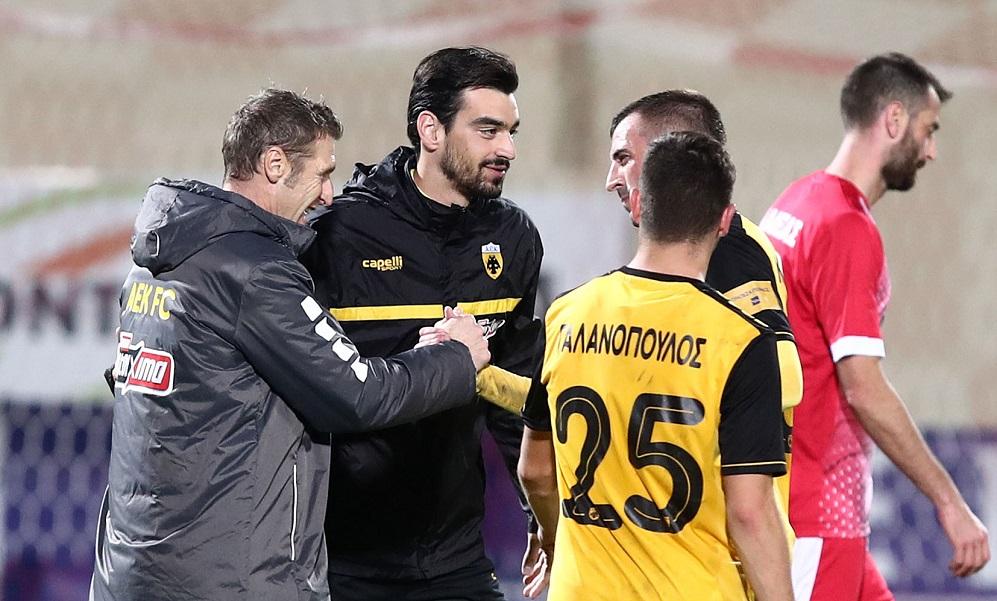 «Ο Καρέρα κρατάει τον Κρίστιτσιτς στην ΑΕΚ»