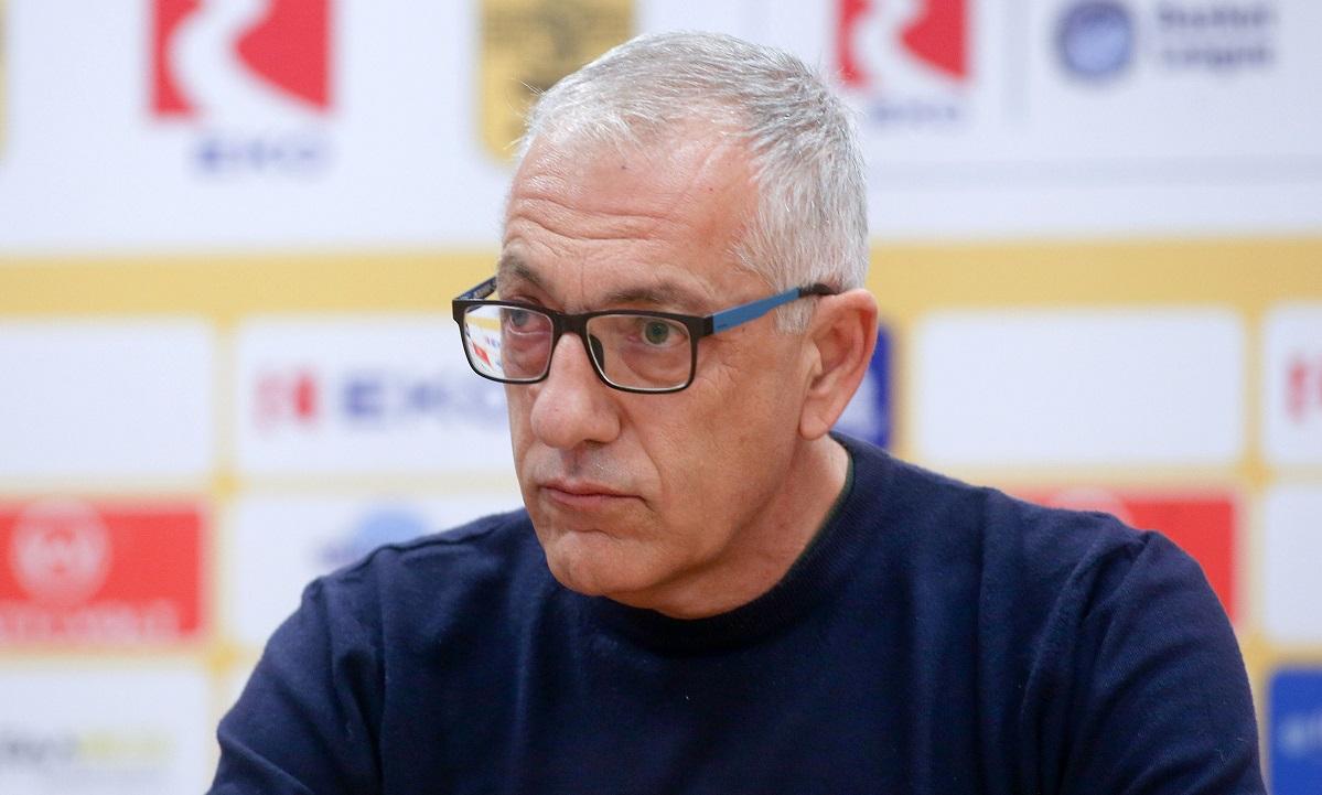 Αρβανίτης: «Μία με δύο μεταγραφές μέχρι το ματς με τον Κολοσσό»