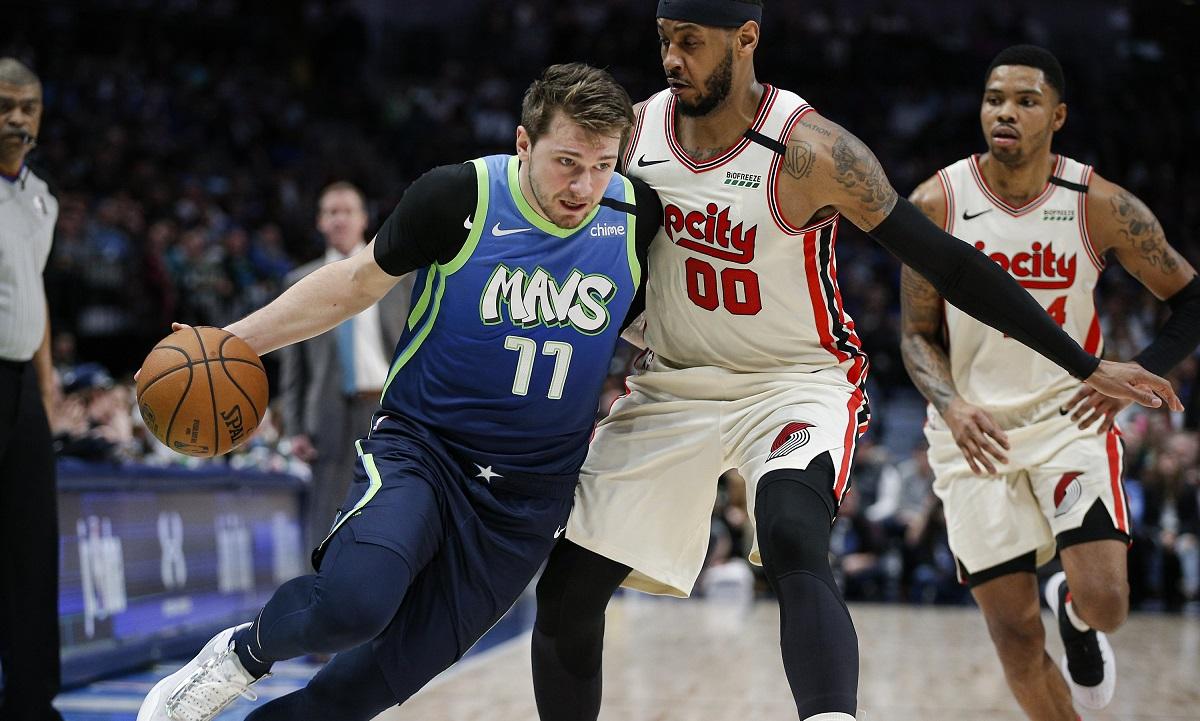 NBA: Σούπερ Ντόντσιτς, διέλυσε και το Πόρτλαντ! (vids)