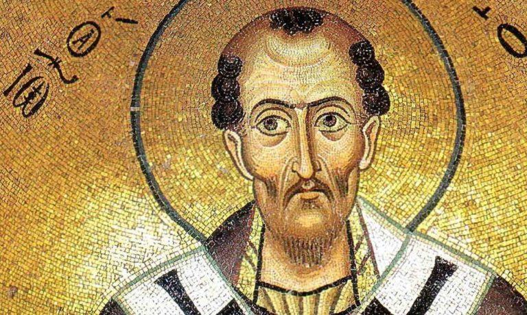 Εορτολόγιο Δευτέρα 27 Ιανουαρίου: Ποιοι γιορτάζουν σήμερα