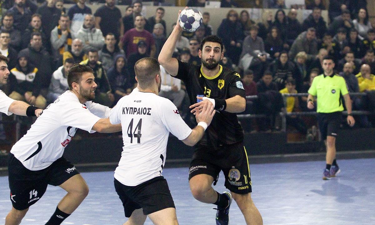 Handball Premier: Τα χρειάστηκε η ΑΕΚ κόντρα στον ΠΑΟΚ