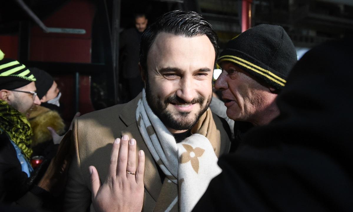 Καρυπίδης: «Κανείς δεν μπορεί να με πειράξει χωρίς την άδεια μου, υπομονή»
