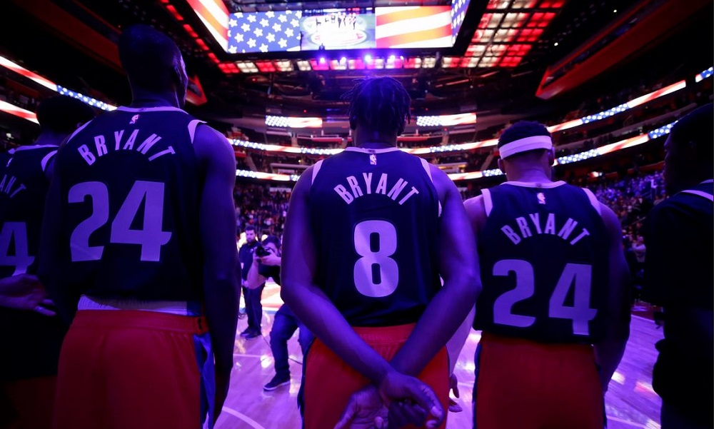 NBA: Αλλάζουν τις φανέλες του για χάρη του Κόμπι!