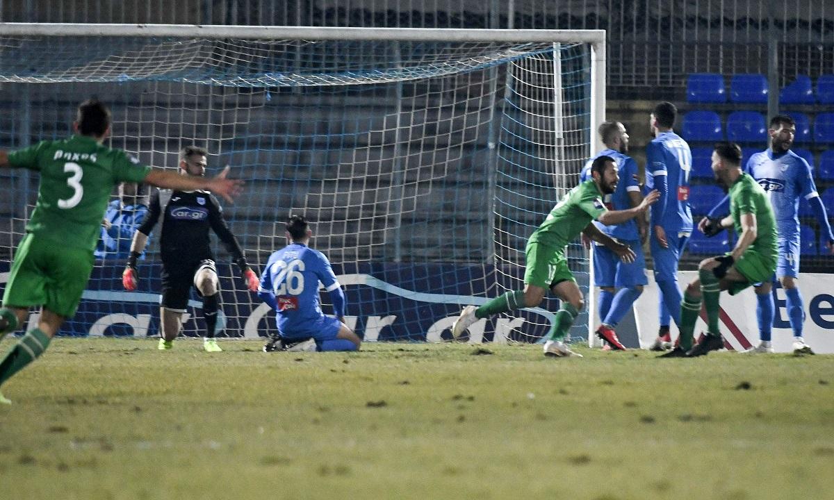 ΠΑΣ Γιάννινα - Λεβαδειακός 0-1