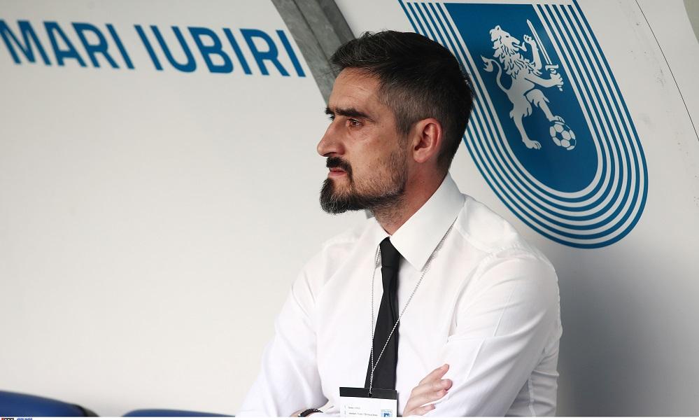 Νίκος Λυμπερόπουλος: Αποστροφή για το επάγγελμα του μάνατζερ
