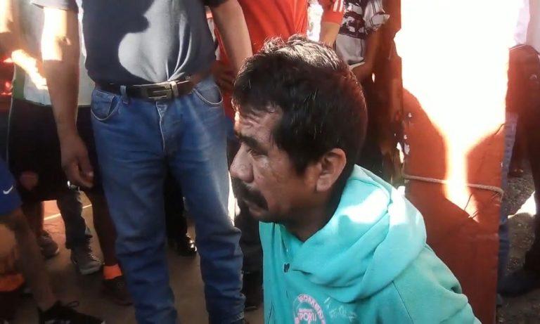 Μεξικό: Έκαψαν ζωντανό παιδόφιλο που βίασε και σκότωσε 6χρονη (vid)