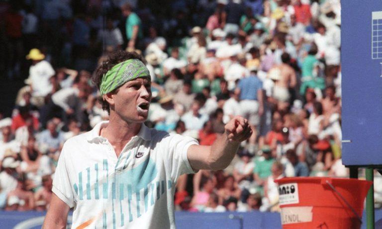 Όταν ο John McEnroe αποβλήθηκε από το Australian Open (vid)