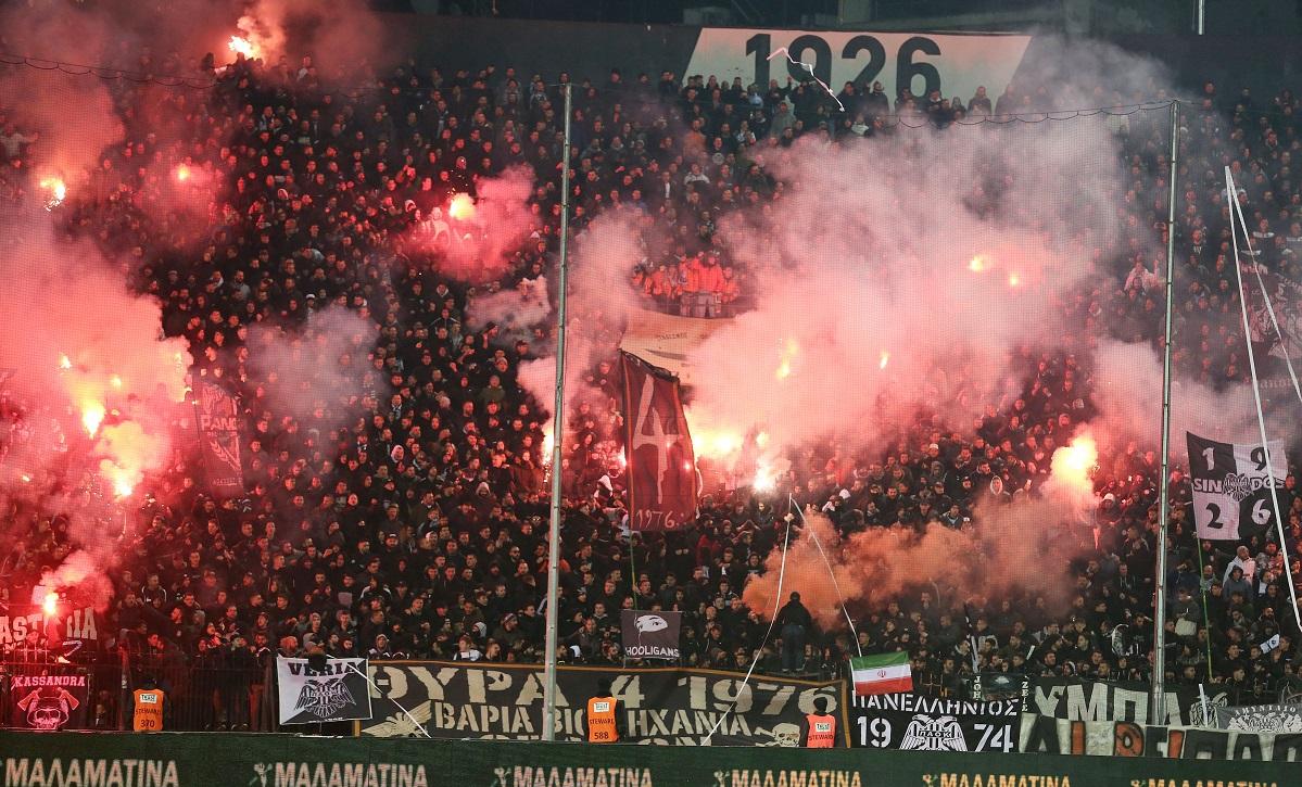 ΣΦ ΠΑΟΚ: Επίθεση σε Αυγενάκη και Χαραλαμπόπουλο!