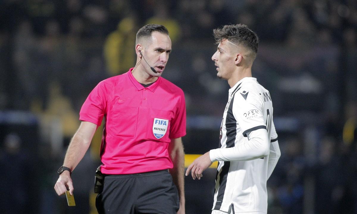 ΠΑΟΚ: Πέντε ήττες σε οκτώ ματς με διαιτητή τον Παπαπέτρου! - Sportime.GR
