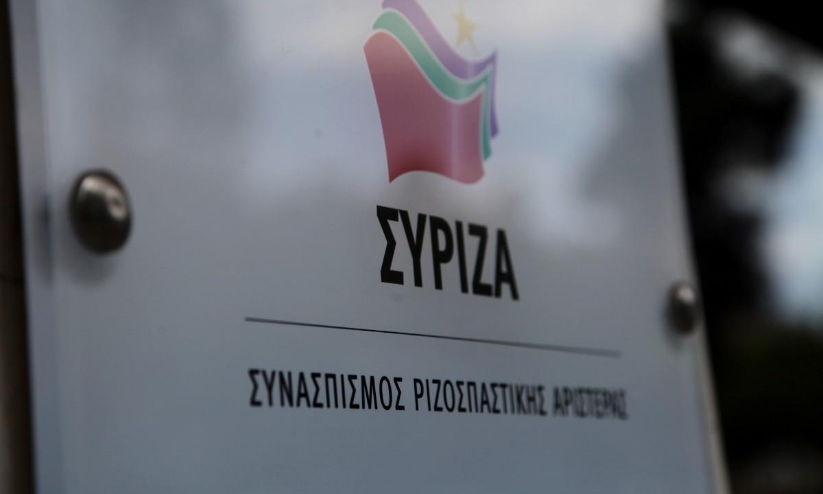 ΣΥΡΙΖΑ: «Δεν χωρούν ρητορικές διαβεβαιώσεις και αόριστες εξαγγελίες»