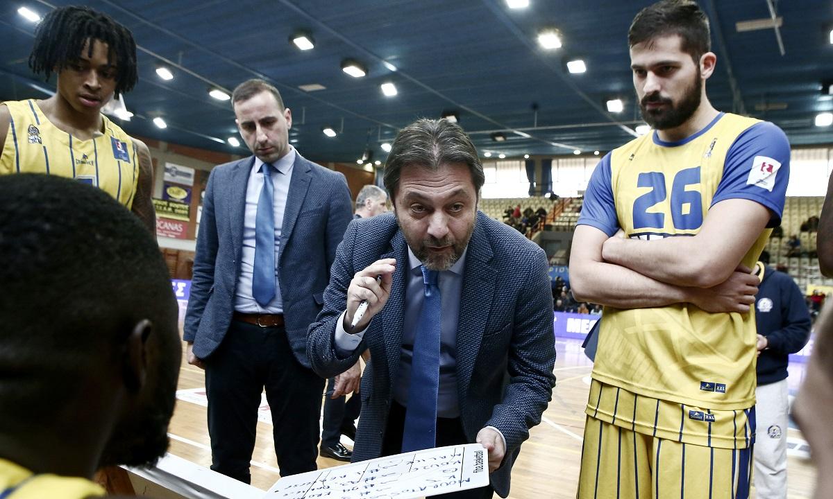 Χρήστος Σερέλης- Λαύριο- Basket League