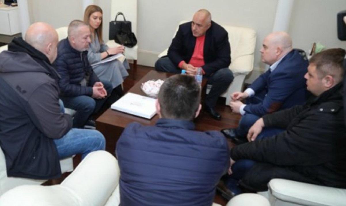 Στον Βούλγαρο πρωθυπουργό οι οπαδοί για τον θάνατο του Τόσκο