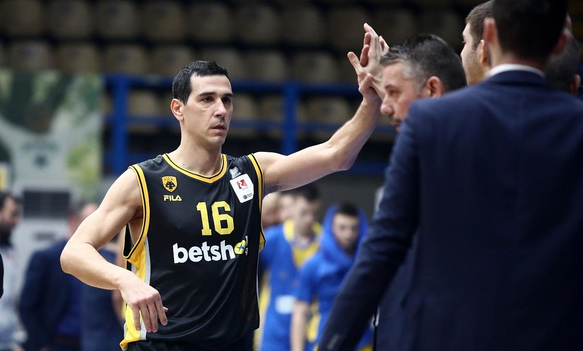 Περιστέρι – ΑΕΚ 73-77: Σούπερ Ζήσης, «κλειδώνει» τη 2η θέση η «Ένωση»!