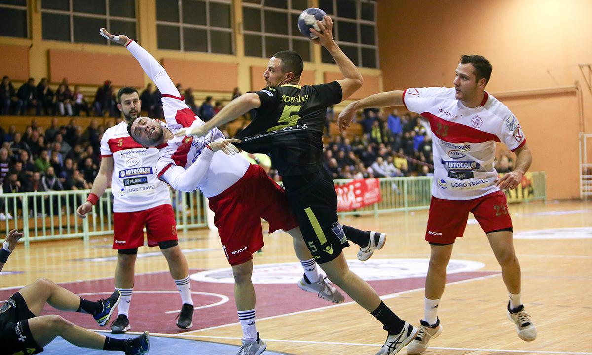 Χάντμπολ: Εύκολα η πρωτοπόρος ΑΕΚ στην Κέρκυρα - Sportime.GR