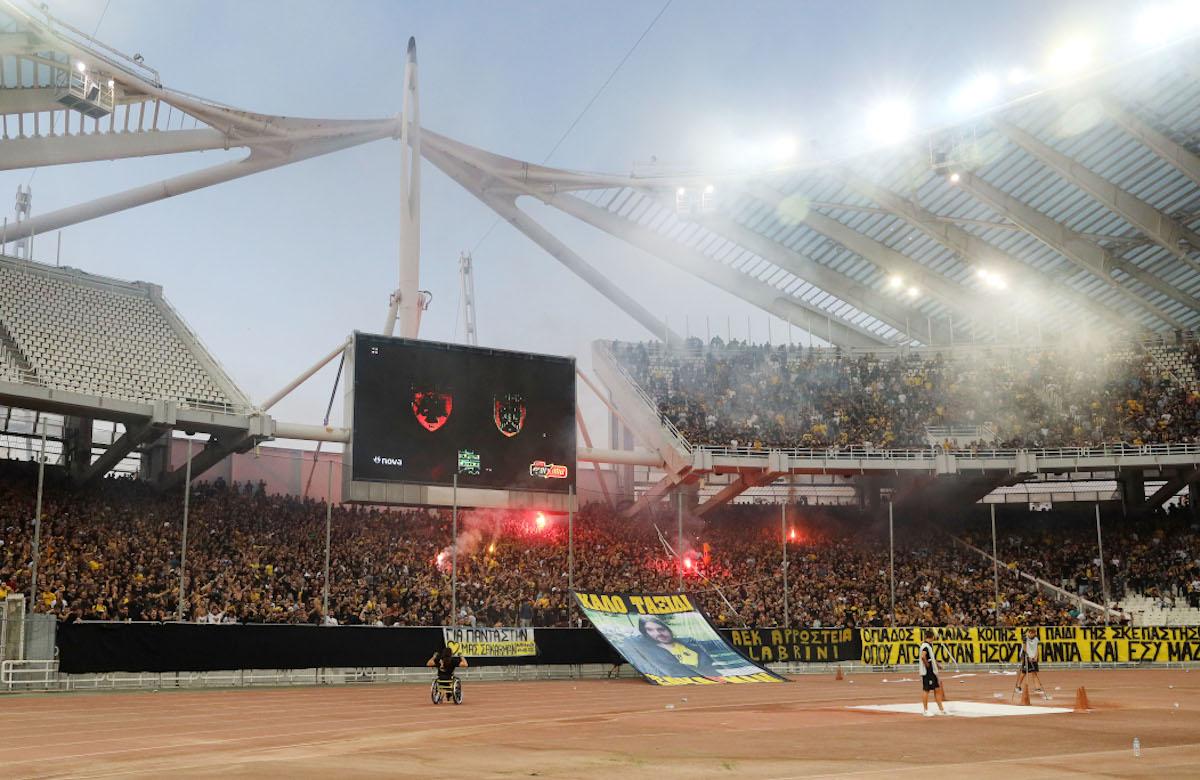 ΑΕΚ: Περιμένουν 30.000 οπαδούς απόψε στο ΟΑΚΑ