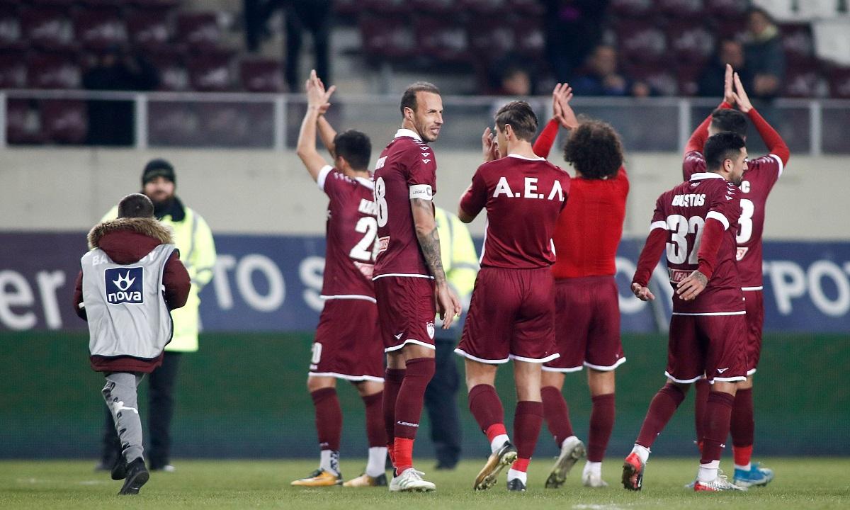 ΑΕΛ: Συνάντηση Κούγια-παικτών για την μείωση των συμβολαίων - Sportime.GR