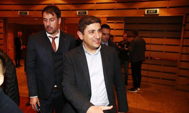 Αυγενάκης για υπόθεση Τζήλου: «Δεν έχω καμία διάθεση να καλύψω κανέναν»