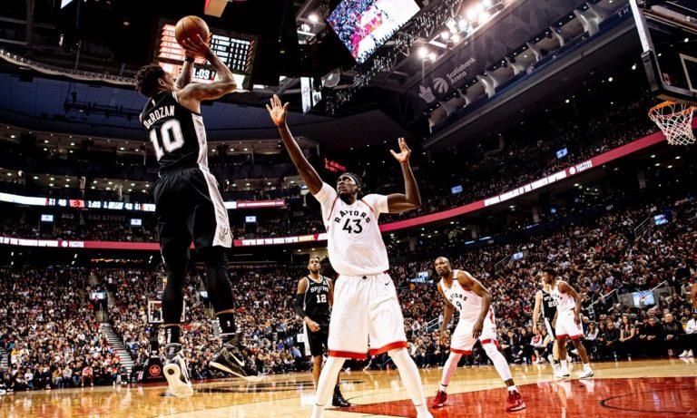 NBA Top-10: Το τρομακτικό πόστερ του ΝτεΡόζαν στην κορυφή (vid)