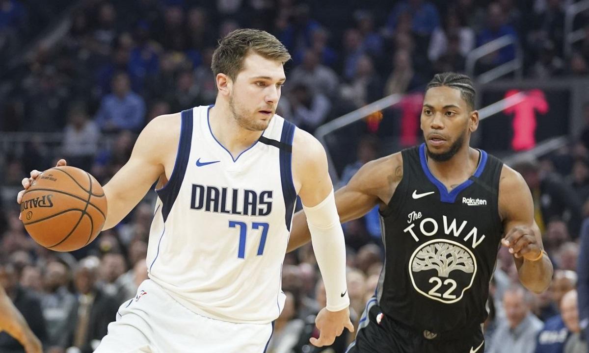 NBA: «Διέλυσαν» τους Γουόριορς οι Μάβερικς, ήττα έκπληξη για τους Ρόκετς (vids) - Sportime.GR