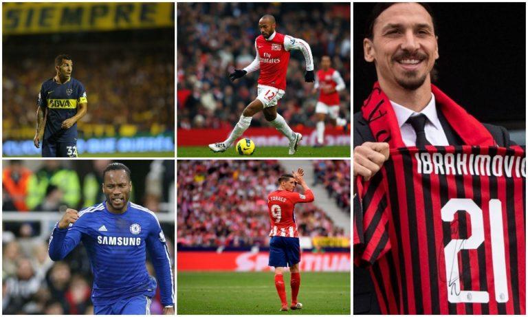 Football Legends: Οι παλιές αγάπες πάνε στον παράδεισο