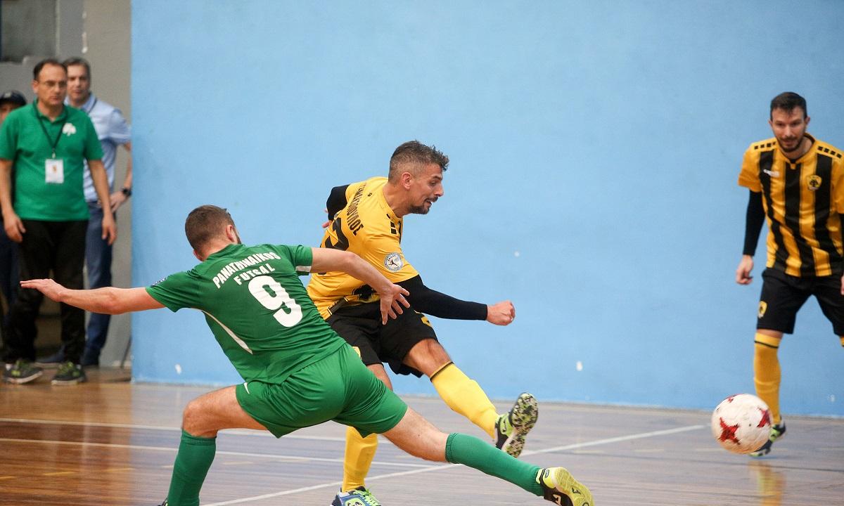 Futsal Super League: Η ματσάρα του Ταύρου και οι άλλες μάχες (vid)