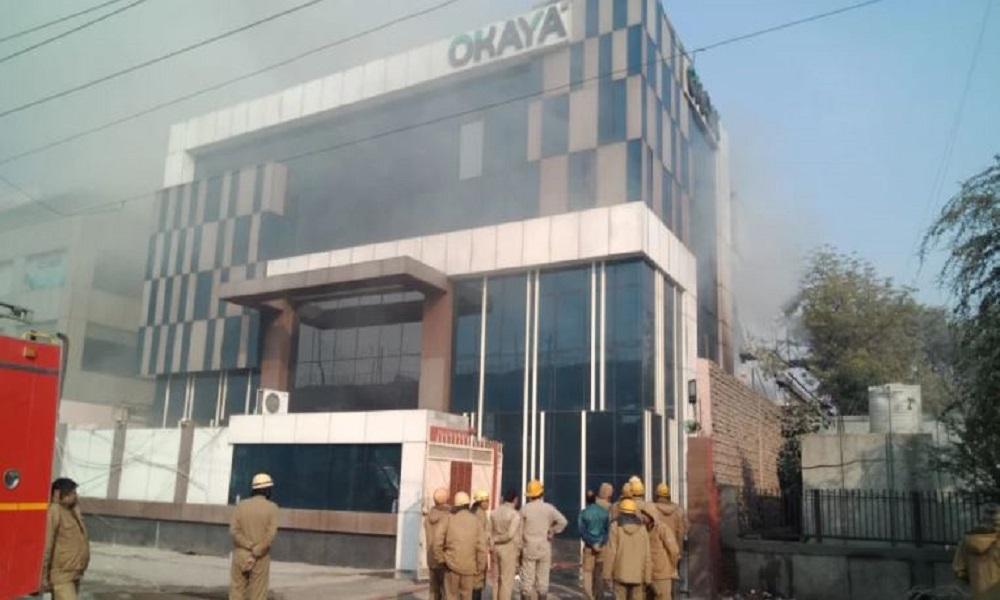 Ινδία: Κατέρρευσε εργοστάσιο, ένας νεκρός