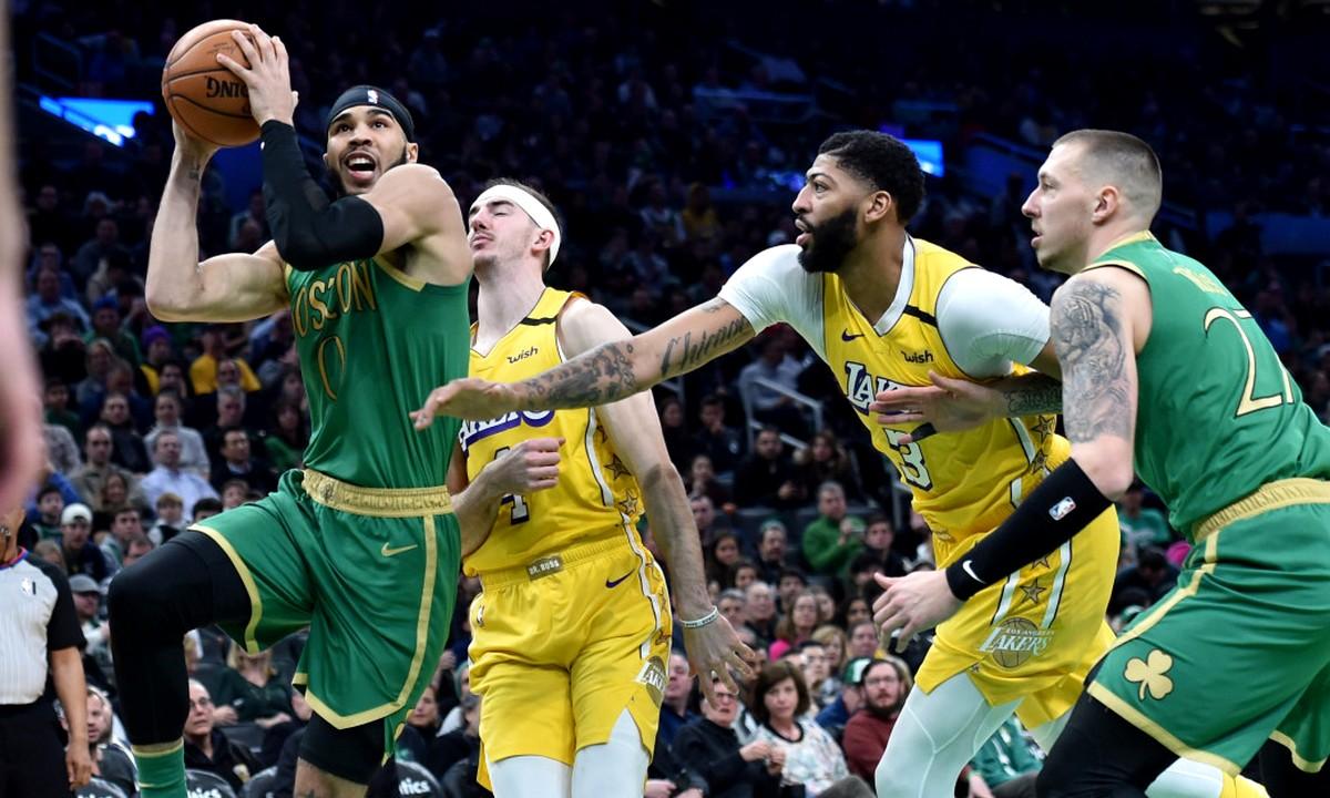 NBA: Η Βοστώνη «ισοπέδωσε» ΛεΜπρόν, Ντέιβις – Αδιανόητη εμφάνιση Λίλαρντ! - Sportime.GR