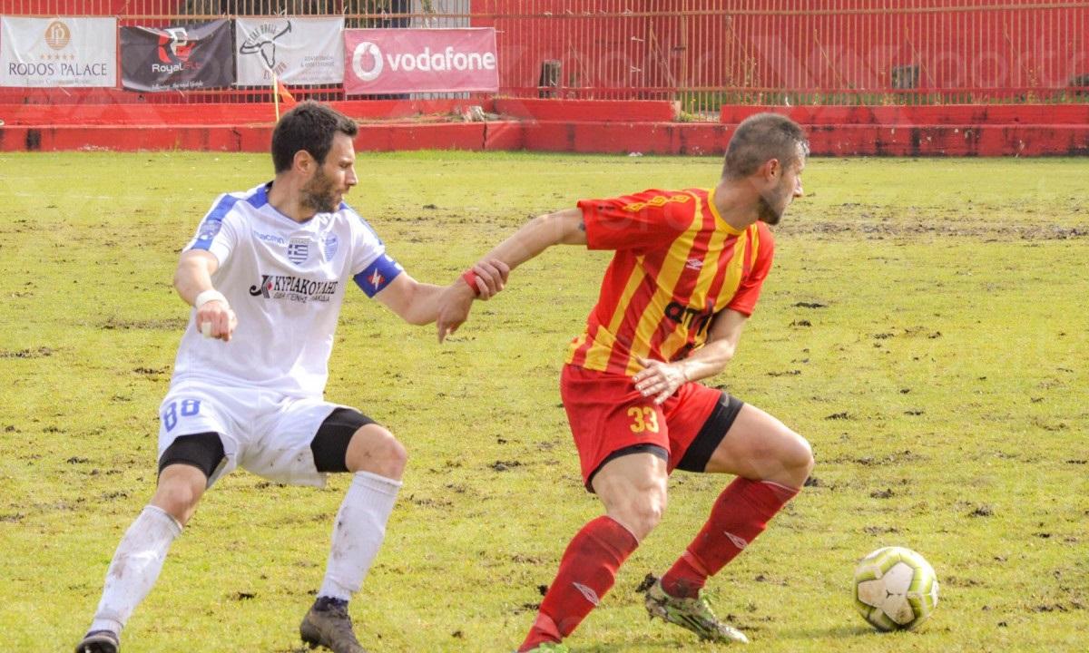 Ιάλυσος – Αιγάλεω 1-0: Νίκη ελπίδας, χτύπησε ο Μπλάνκο!