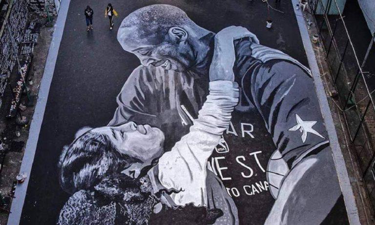 Κόμπι Μπράιαντ: Εκπληκτικά γκράφιτι – φόρος τιμής σε όλο τον κόσμο (pics)