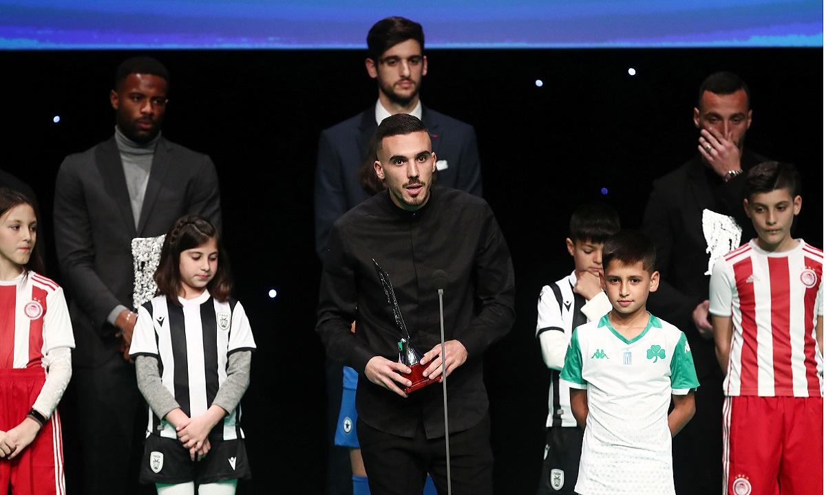 Βραβεία ΠΣΑΠ: Είχαν «πράσινη» απόχρωση
