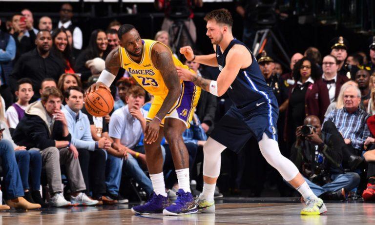 NBA: Ο Ντόντσιτς… υποκλίθηκε στον «Βασιλιά»! (vid)