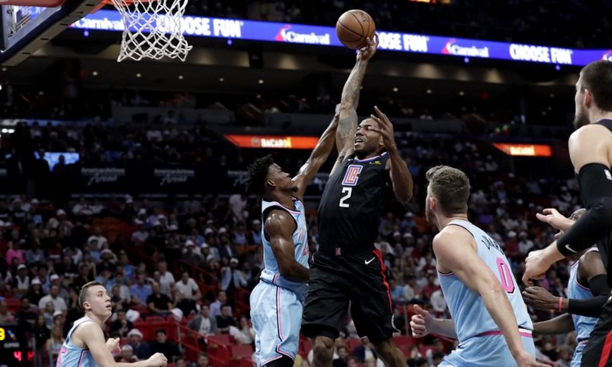 NBA: Ο σούπερ Λέοναρντ «άλωσε» το Μαϊάμι (vids)