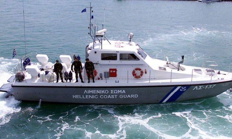 Λούτσα: Εντοπίστηκε ο κωπηλάτης από το ελικόπτερο