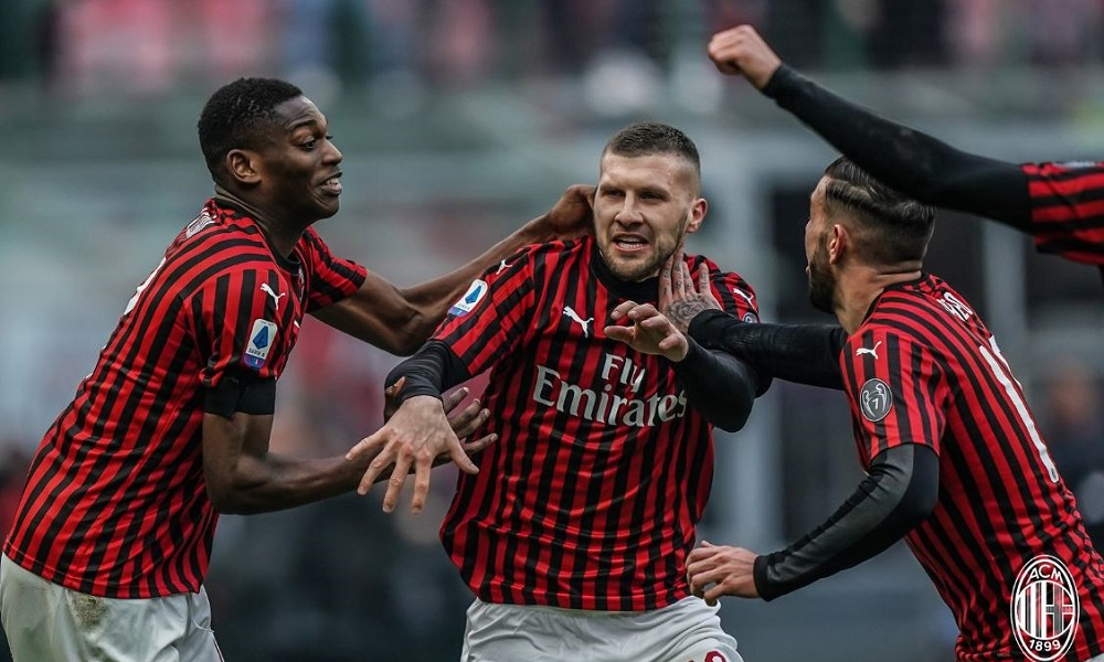 Serie A: Τεράστια ανατροπή και νίκη 3-2 για τη Μίλαν