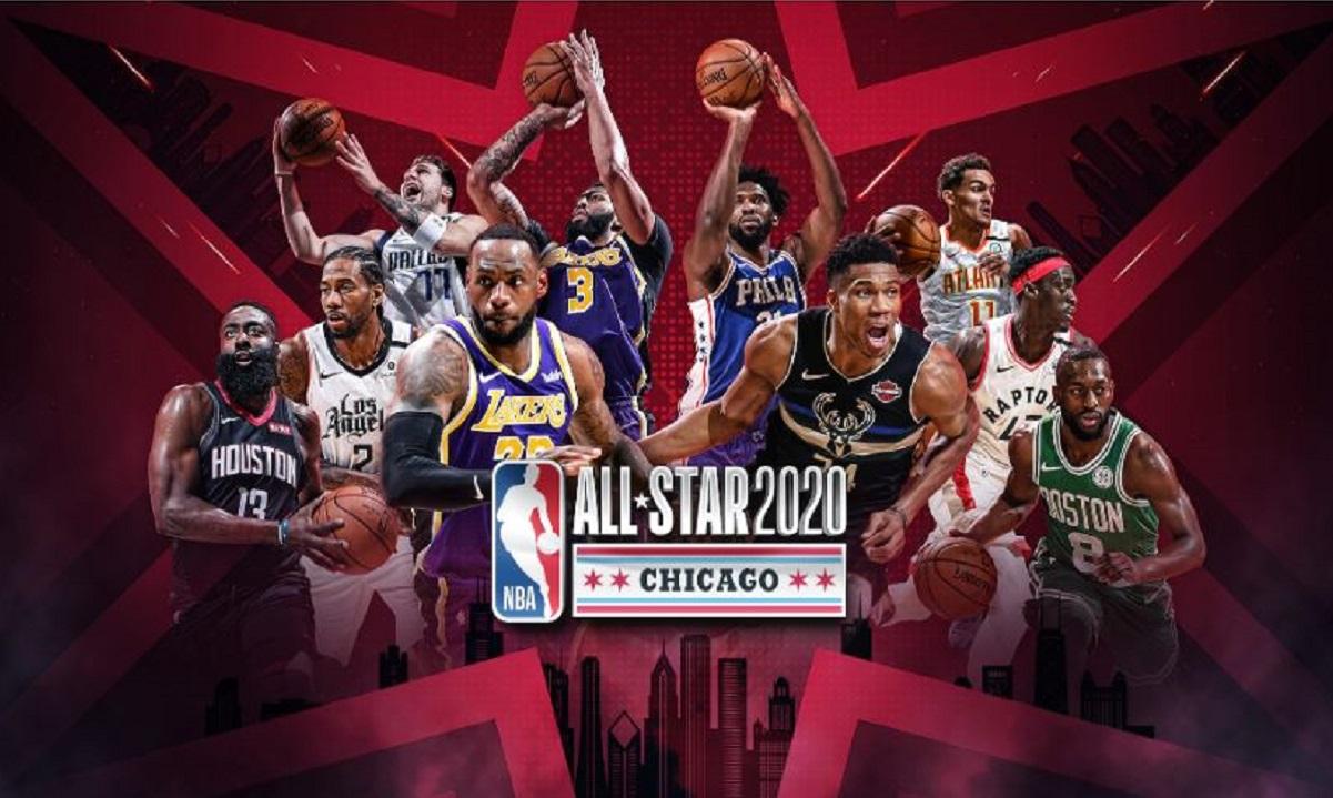NBA All Star Game 2020: Αρχηγός για 2η σερί φορά Γιάννης Αντετοκούνμπο!
