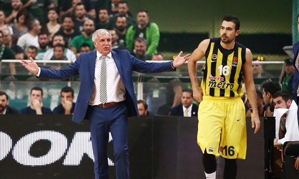 Χωρίς Σλούκα και Ομπράντοβιτς το All Star Game στην Τουρκία