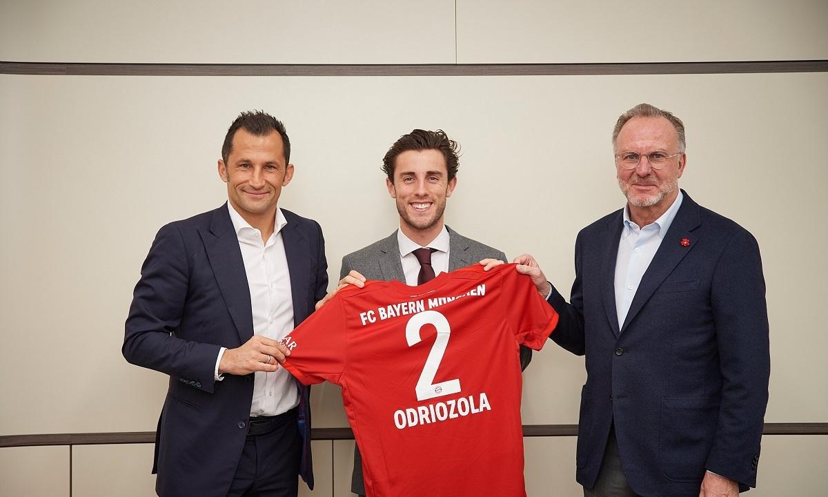 Μπάγερν Μονάχου: Ανακοίνωσε το δανεισμό του Οντριοζόλα από τη Ρεάλ (pic,vid)