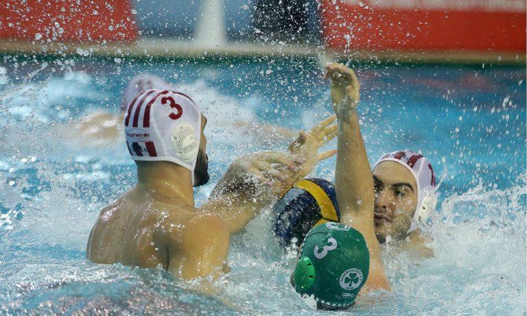 Ολυμπιακός – Παναθηναϊκός 28-4: Τον… βούλιαξε