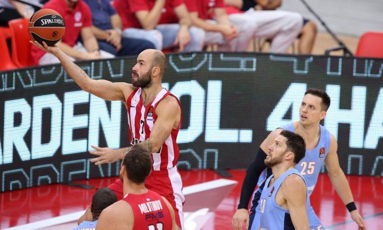 Euroleague: Να χτίσει σερί ο Ολυμπιακός