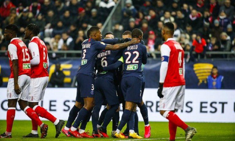 Στον τελικό του Λιγκ Καπ η Παρί Σεν Ζερμέν, 3-0 τη Ρεμς (vid)