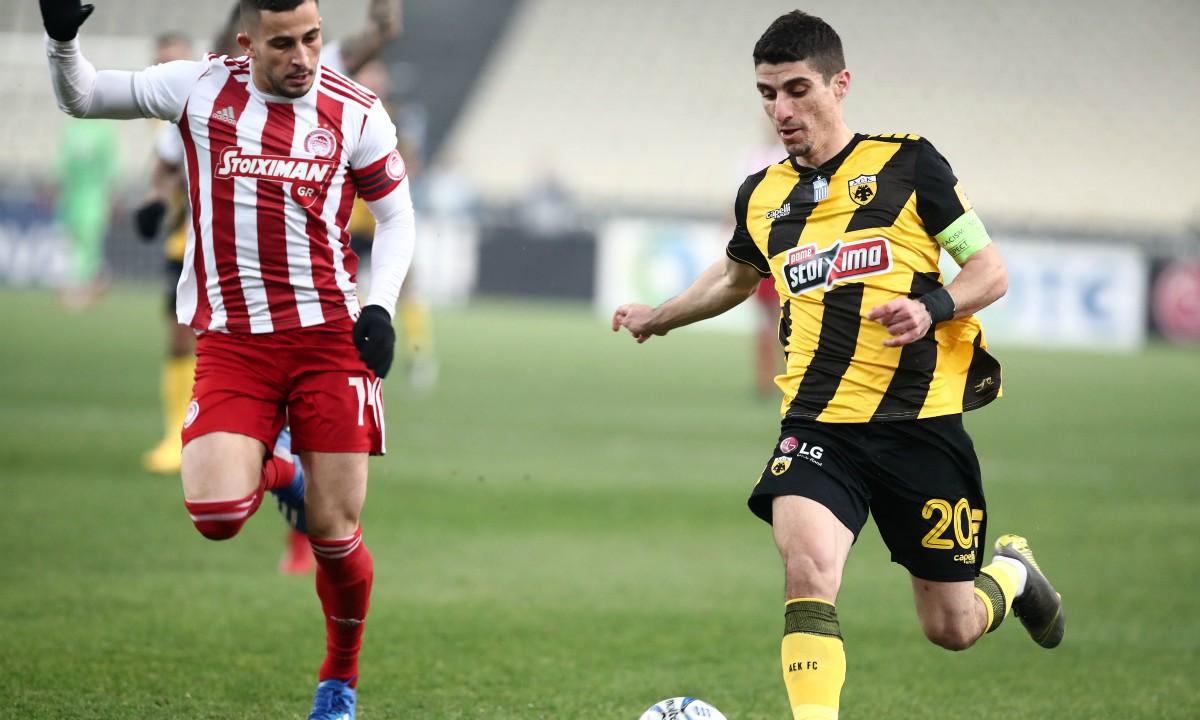Μάνταλος: «Πρώτος στόχος το Κύπελλο για την ΑΕΚ» - Sportime.GR