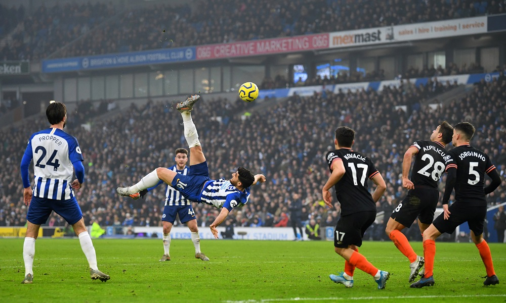 Premier League: Ο Τζάχανμπακς «τέζαρε» την Τσέλσι (vid) - Sportime.GR