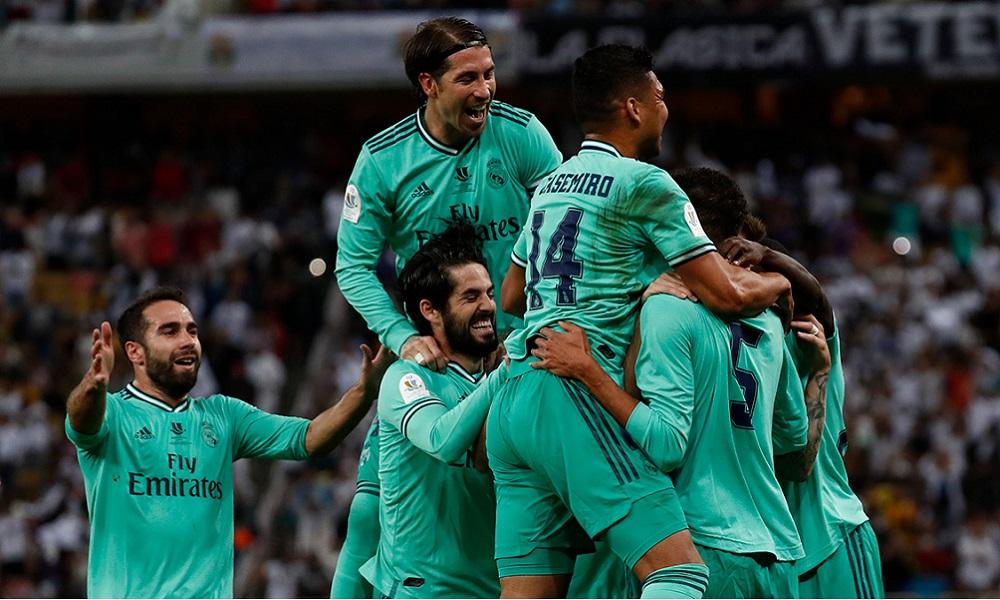 Βαλένθια – Ρεάλ Μαδρίτης 1-3: Εύκολα στον τελικό (vid)