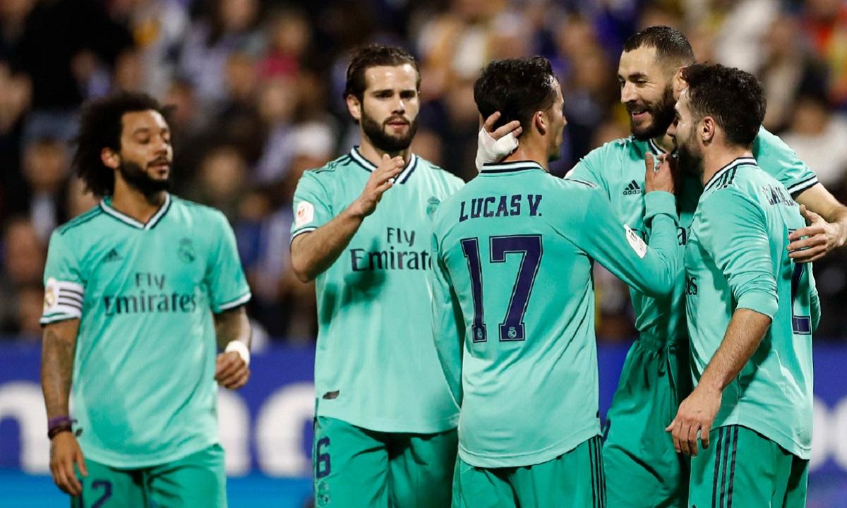 Κύπελλο Ισπανίας: Πρόκριση για Ρεάλ, Βαλένθια, Βιγιαρεάλ, Σοσιεδάδ (vid) - Sportime.GR