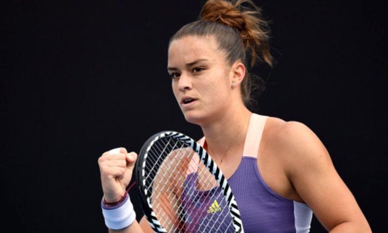 Australian Open Σάκκαρη