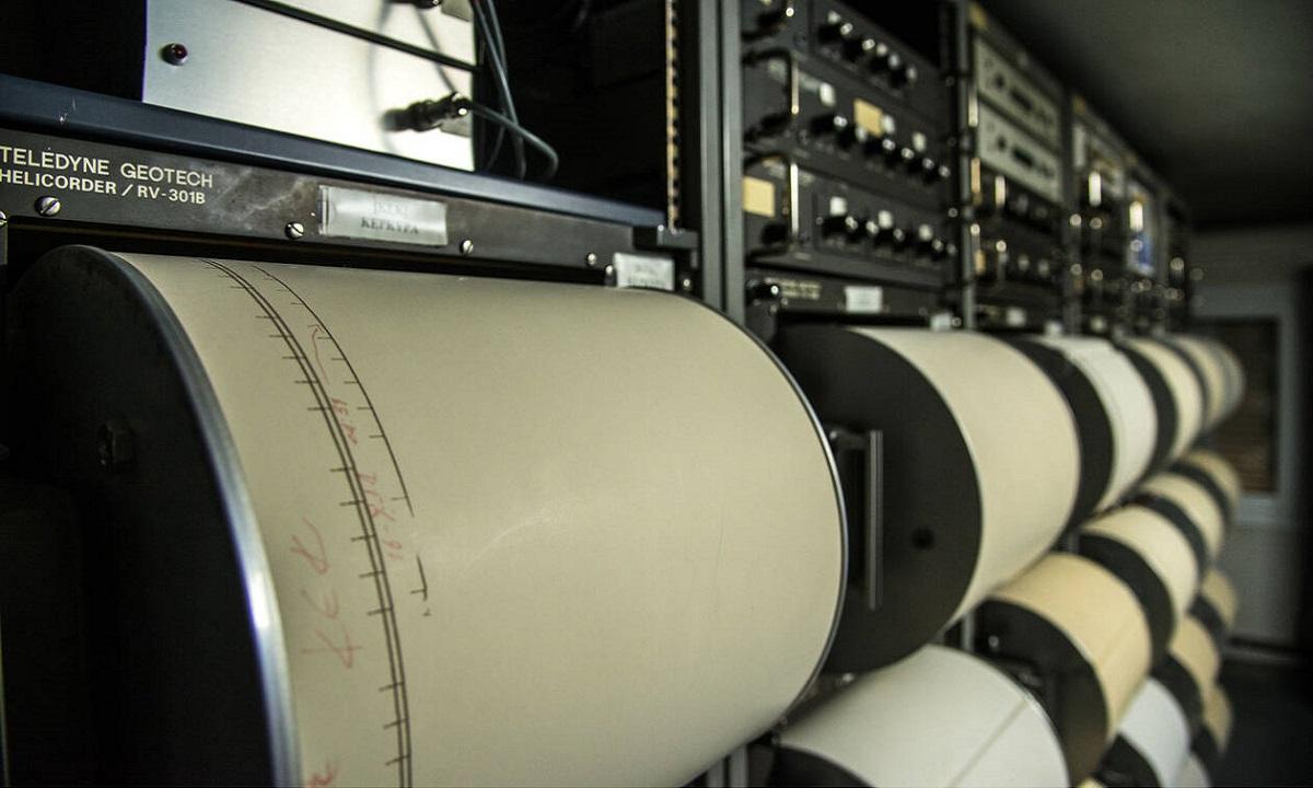 Σεισμός Κάρπαθο: Δόνηση 4,2 βαθμών της κλίμακας Ρίχτερ