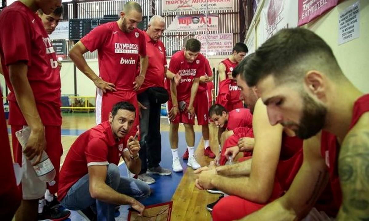 Α2 Ανδρών: Με Ψυχικό ο Ολυμπιακός, στον Υμηττό ο Χαρίλαος Τρικούπης - Sportime.GR