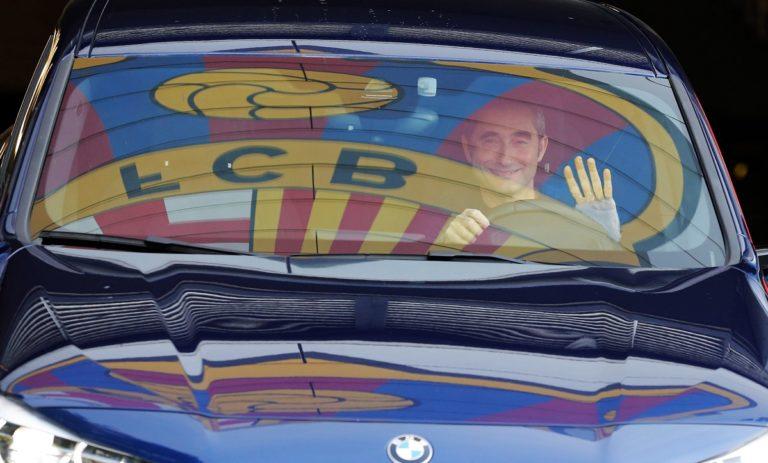 Μπαρτσελόνα: «Απολύθηκε ο Βαλβέρδε»