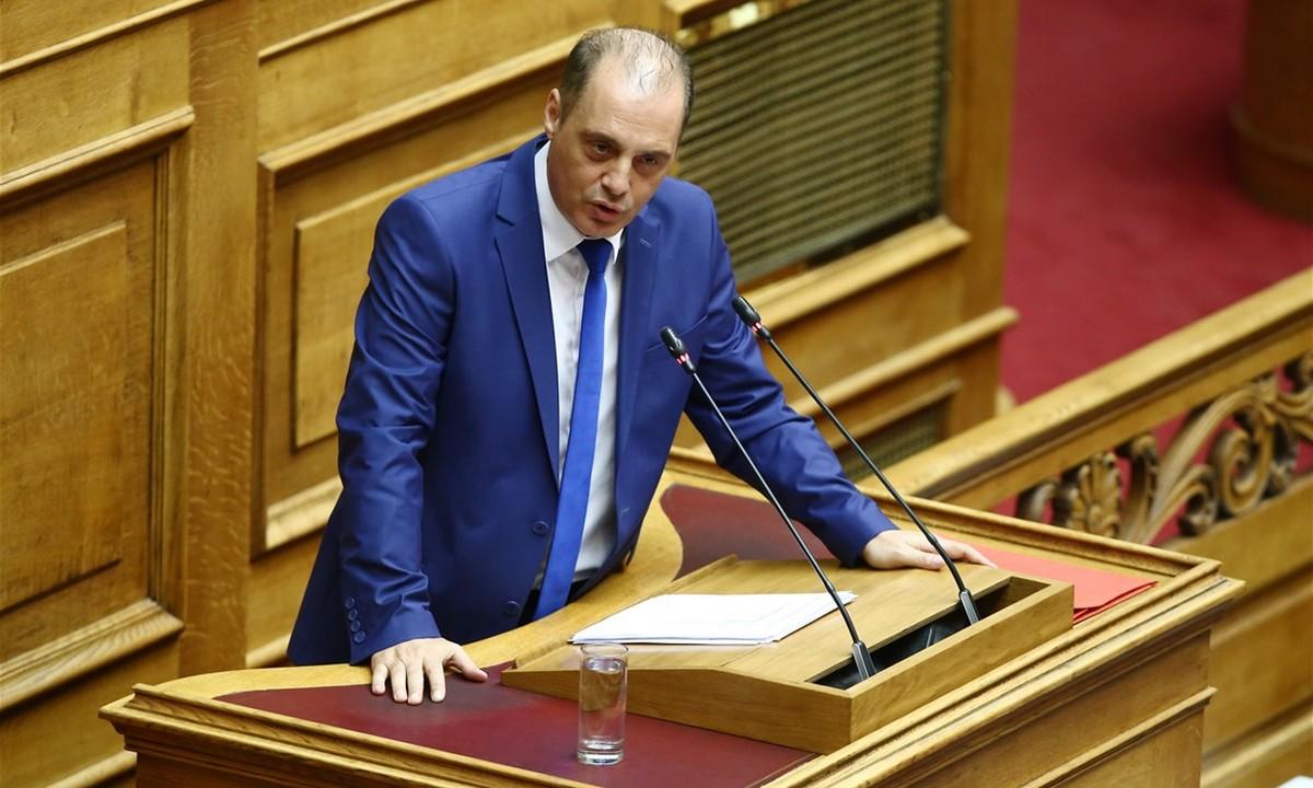 Ελληνική Λύση για Αυγενάκη: «Ντροπή για τη ΝΔ και τον Υπουργό να αλλάζει την Επιτροπή δυο μέρες πριν»
