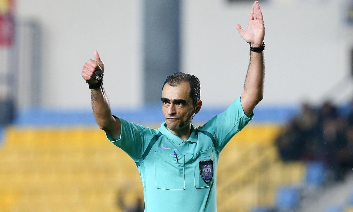 Διαιτησία: Ο Πραξιτέλης Ζαχαριάδης μετά τον υποβιβασμό του στη Super League 2, κοινοποίησε την απόφαση του να αποσυρθεί από την ενεργό δράση.